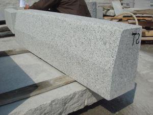 piedra para construcción de bordillo con forma de trapecio