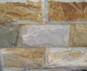 el escafilado en uno de los acabados de la piedra que da un aspecto más rústico