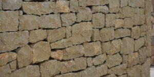el partido es uno de los acabados de la piedra más usados en mampostería