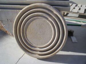 piedra decorativa con destino a Daroca