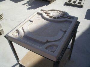 otro de los relojes de sol de piedra más elaborados