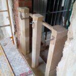 restauración de piedra en maineles