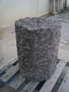 piedra de Calatorao apiconada